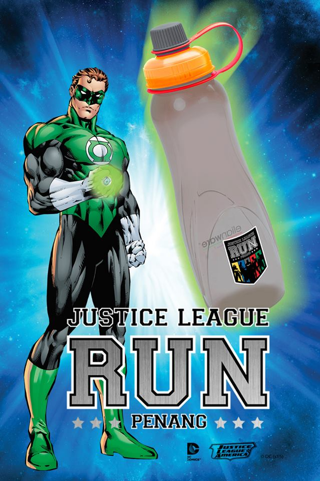 Justice League Run