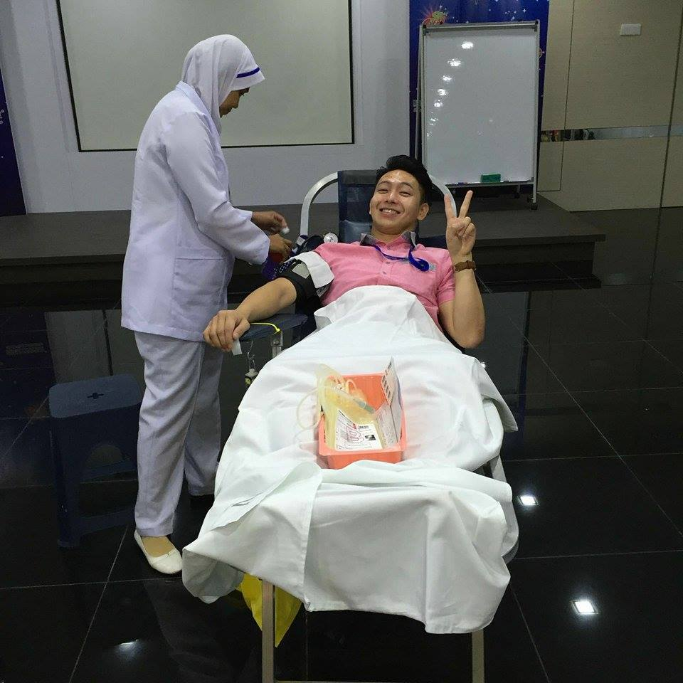 Blood Donation 2016